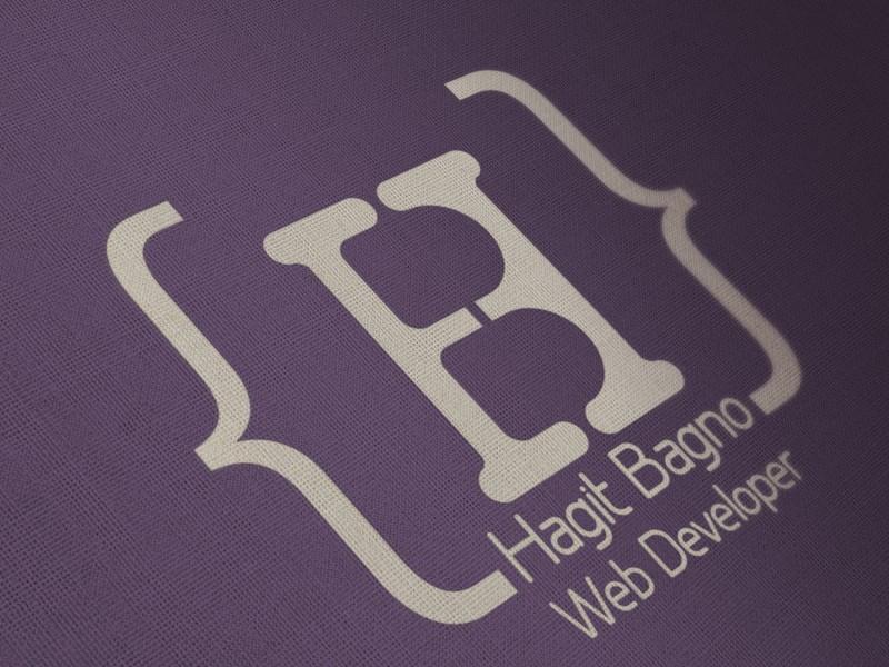 Hagit Bagano – Logo Design Process