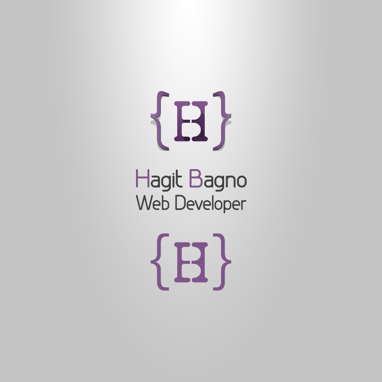 Hagit Bagano Final Logo