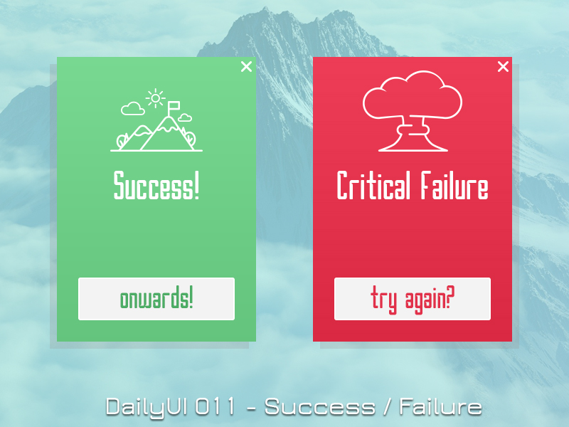 Success / Fail