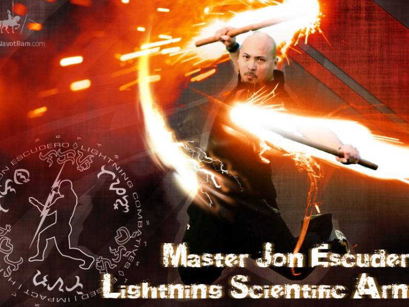 Jon Escudero – Arnis Master