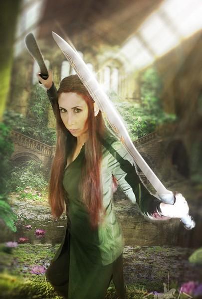 Neta Shermister – Warrior Elf