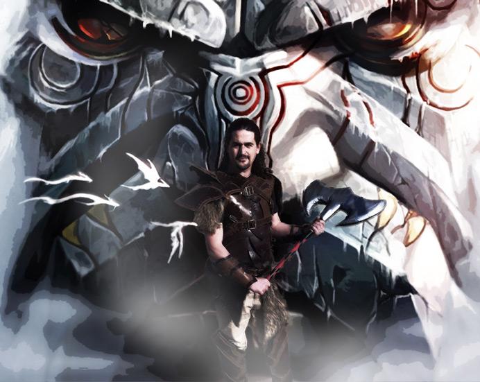 Omri Teomim – A worthy Barbarian
